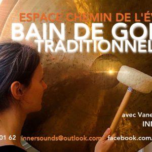 Bain de Gong Traditionnel