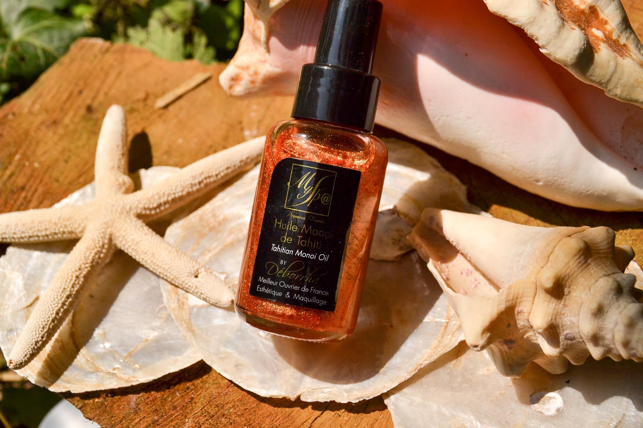 Cet été sublimez votre peau, adoptez l'huile fondante pailletée My Spa. Sa texture incomparable et g...