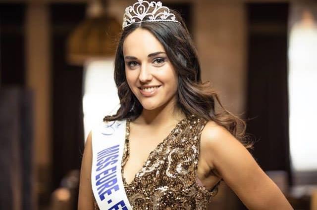 Félicitation à Laurie Derouard Miss Centre-Val de Loire 2018, pour son sacre....