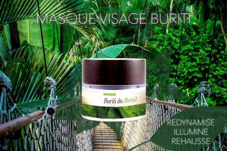 Le masque Buriti redynamise, illumine et rehausse le teint !...