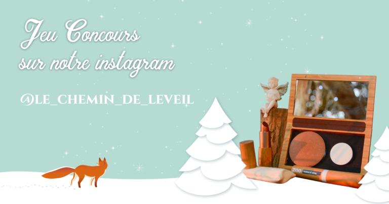 Les festivités de Noël sont lancées  Tentez de remporter un coffret de maquillage ZAO en ouvrant la ...