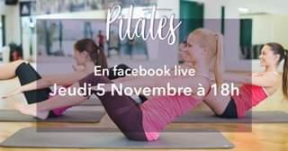 Peut être une image de 2 personnes et texte qui dit 'Pitates En facebook live Jeudi 5 Novembre à 18h'