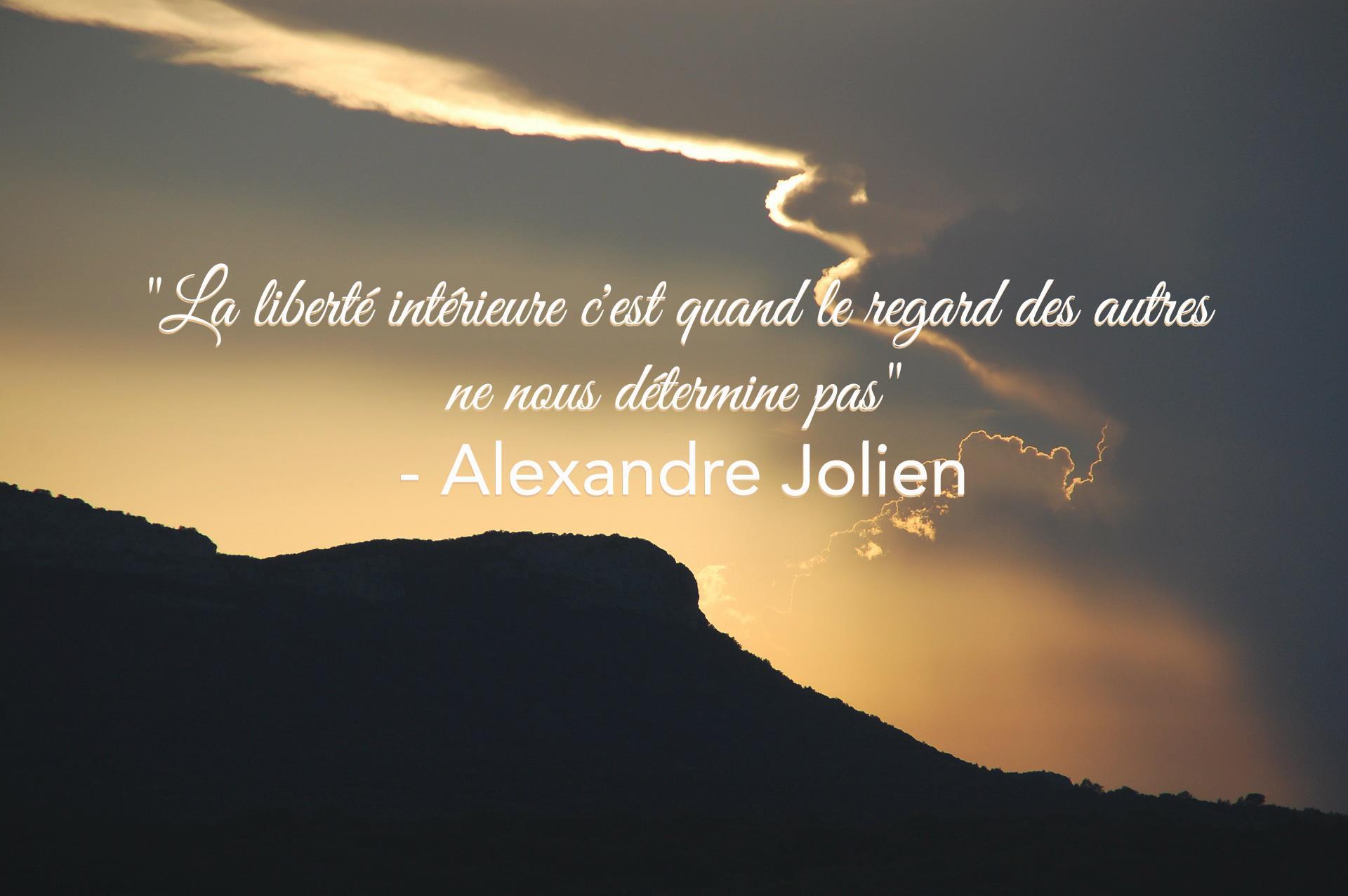 Une jolie phrase pour éclairer cette fin de semaine......