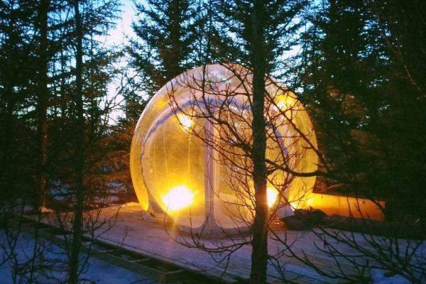 Aurora bubble 1