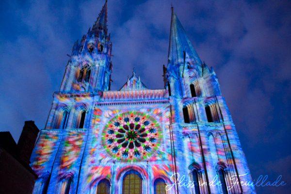 Chartres Chemin de l'Eveil